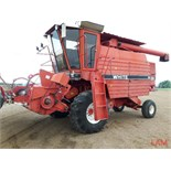 8900 White Combine 2646hrs Str Cut to fit sells later as Lot # 24