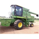 6620 JD Combine 3851hrs, St Trans, Grain Loss Monitor
