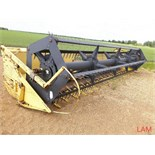 960 New Holland 20 ft Straight Cut Header Pickup Reel, Crop Lifters sn 356928