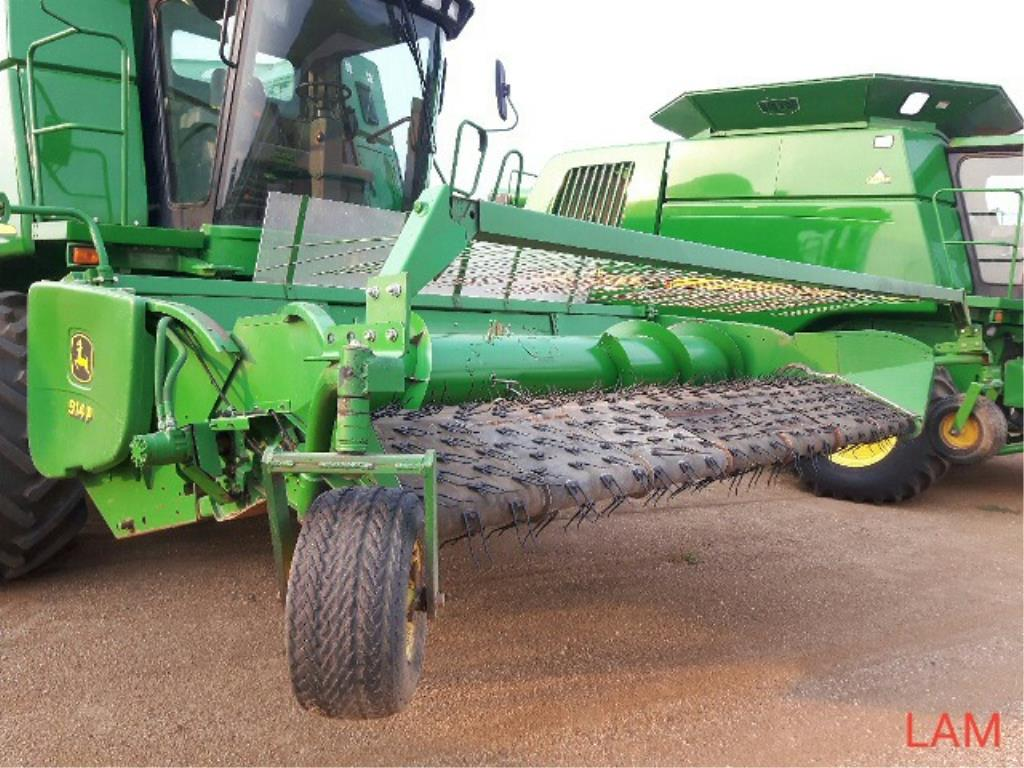 Lot 2 - 2002 9650 STS JD Combine sn H09650S967101 3537eng hrs, 2740 thres hrs, 290hp, 30.5L-32 fr, 18.4-26