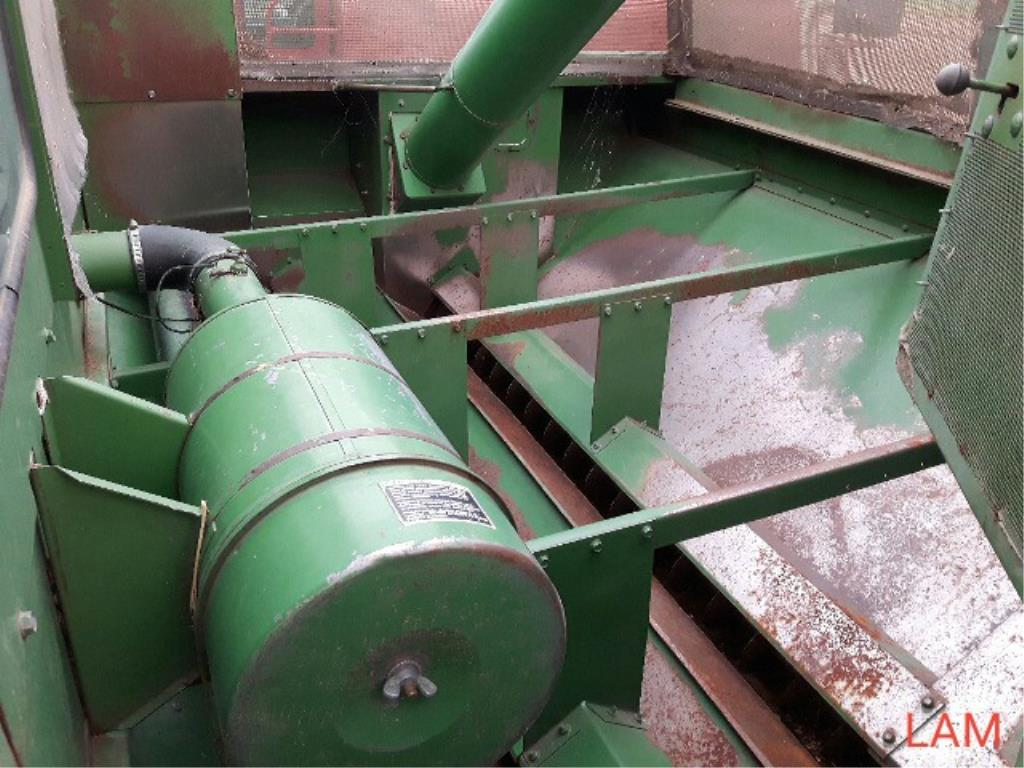 7720 JD Combine Hydrostatic Drive, 4434hrs - Image 12 of 16