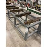 Heavy Duty Steel Die Repair Table