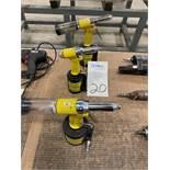 Value-Rivet Model V4 & V2 Pneumatic Rivet Guns