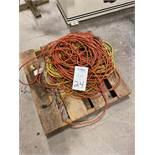 Lot of Electrical Extension Cord