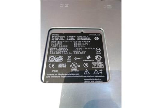 Dell / Honeywell E02S001 PowerEdge R710 Server Node 51154294-200