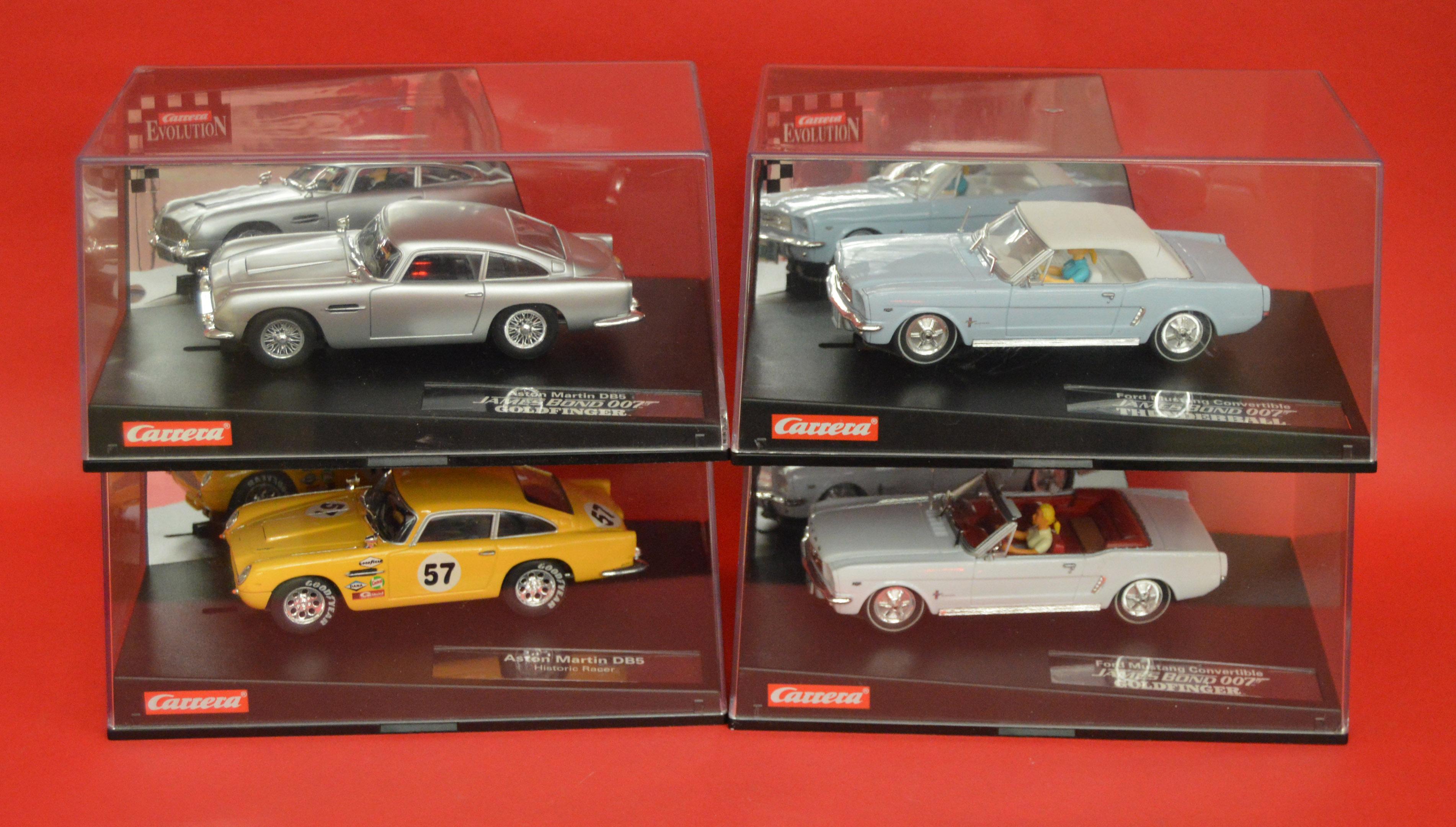 Evolution slot cars