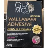 1200 x Wallpaper Adhesive | RRP £3,600
