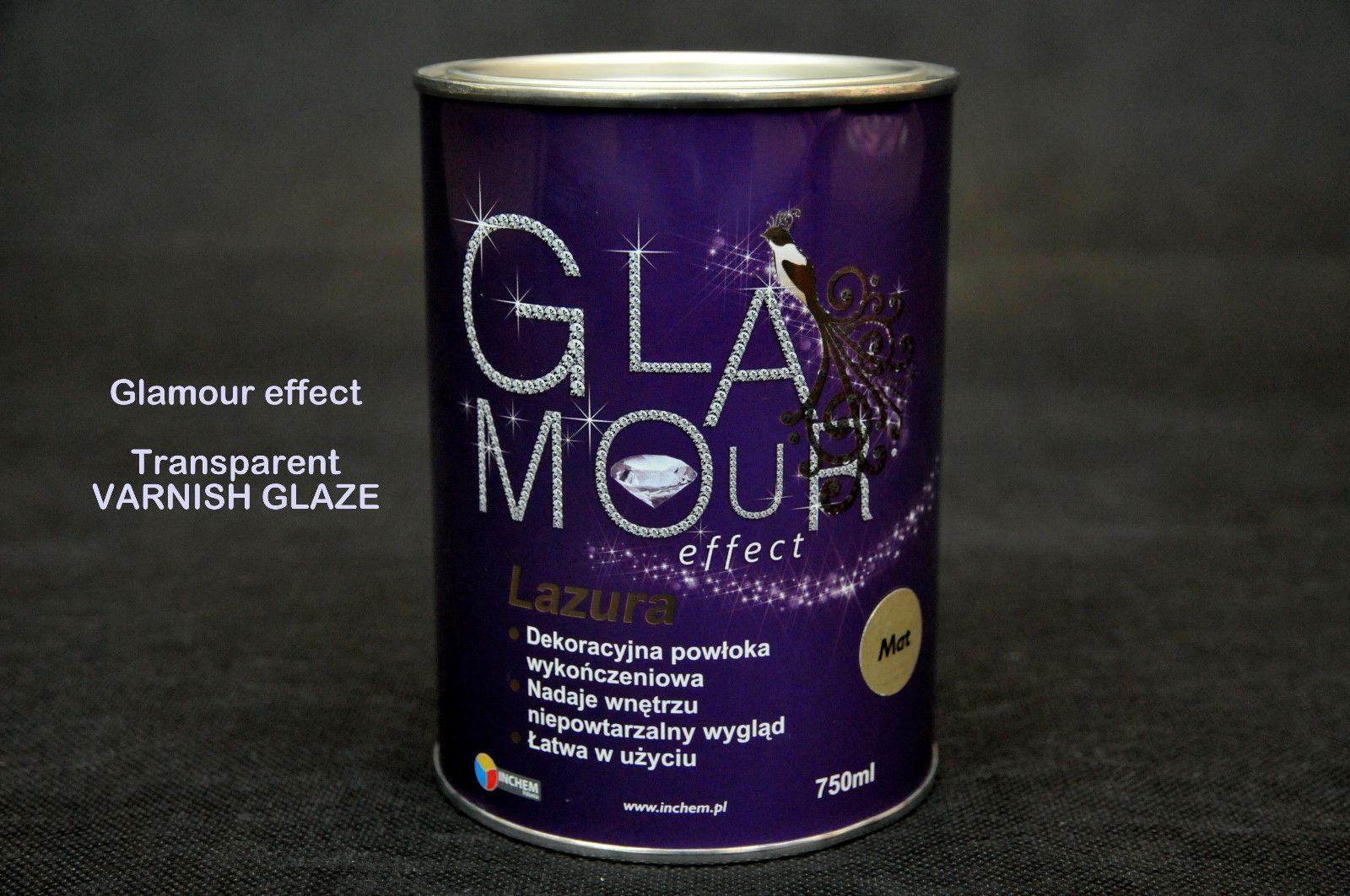432 x Tins Glamour Effect Varnish Matt Finish   RRP £7,750