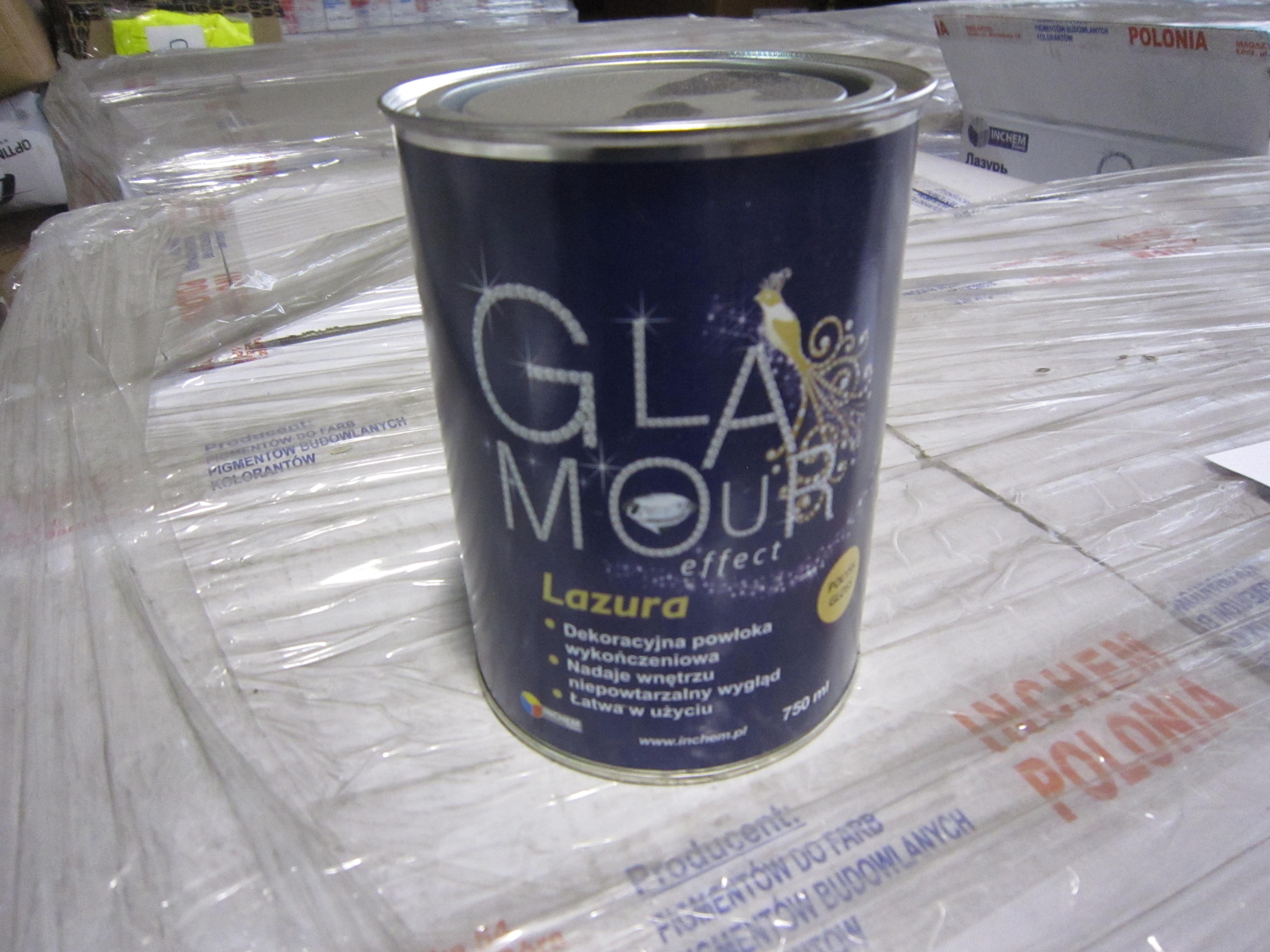 432 x Tins Glamour Effect Varnish Matt Finish   RRP £7,750 - Image 2 of 4