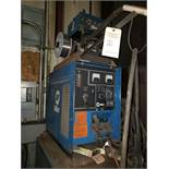 MILLER CP-300 WELDER WITH MILLER WIRE FEED SN JJ436918, STOCK 902931100% DUTY CYCLE SN JJ436918,