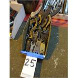 LOT: Assorted Spanner Wrenches, etc.