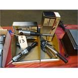LOT: (3) Jet Pneumatic Air Tools including (1) Air Hammer, (1) Belt Sander & (1) Ratchet