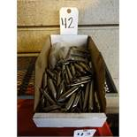 LOT: Assorted Milling Cutters in (1) Box