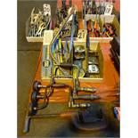 LOT: Assorted Tools