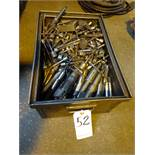 LOT: Assorted Tooling in (1) Bin