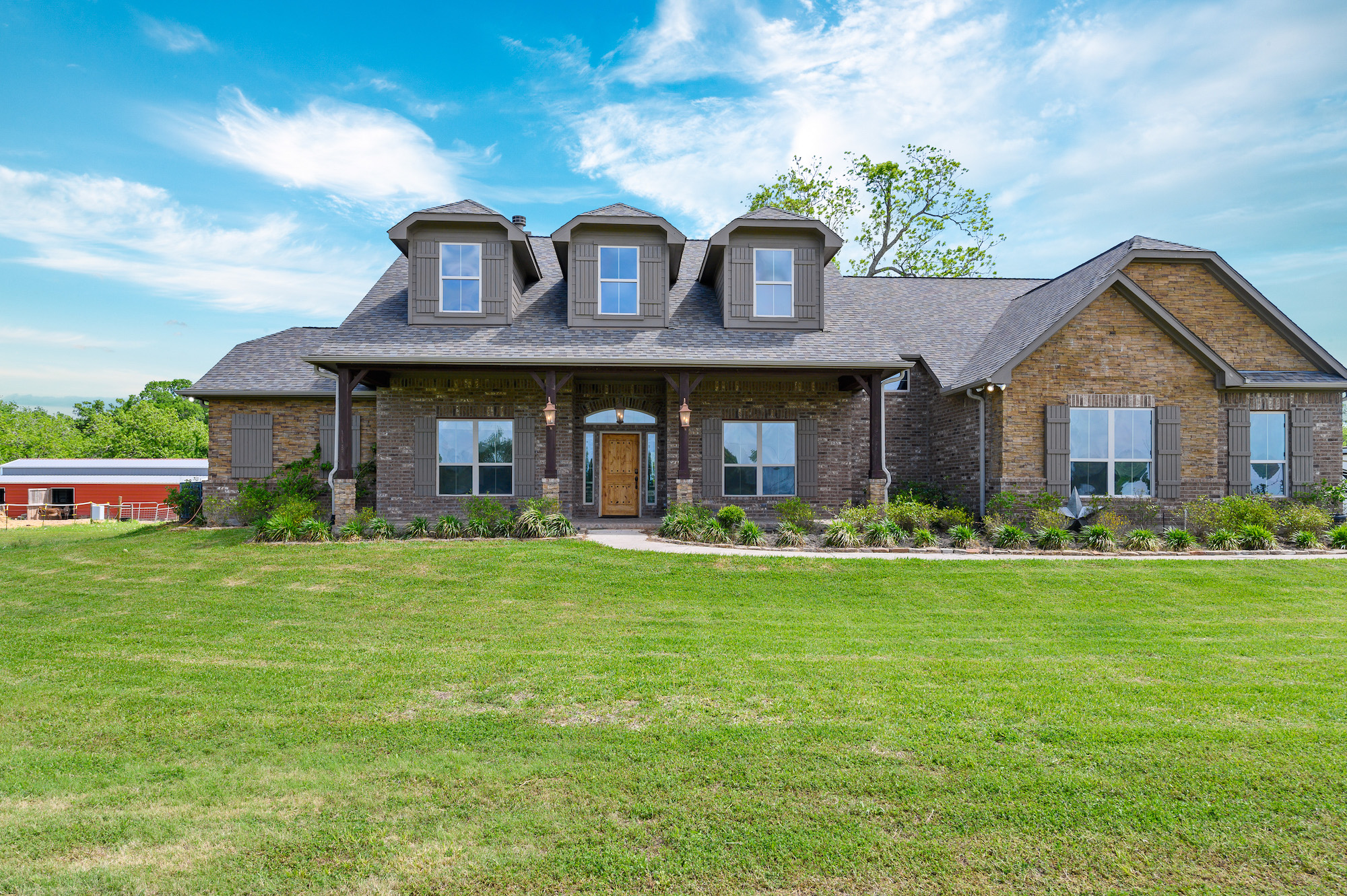 Custom Country Home with Acreage in Sealy - Image 39 of 46
