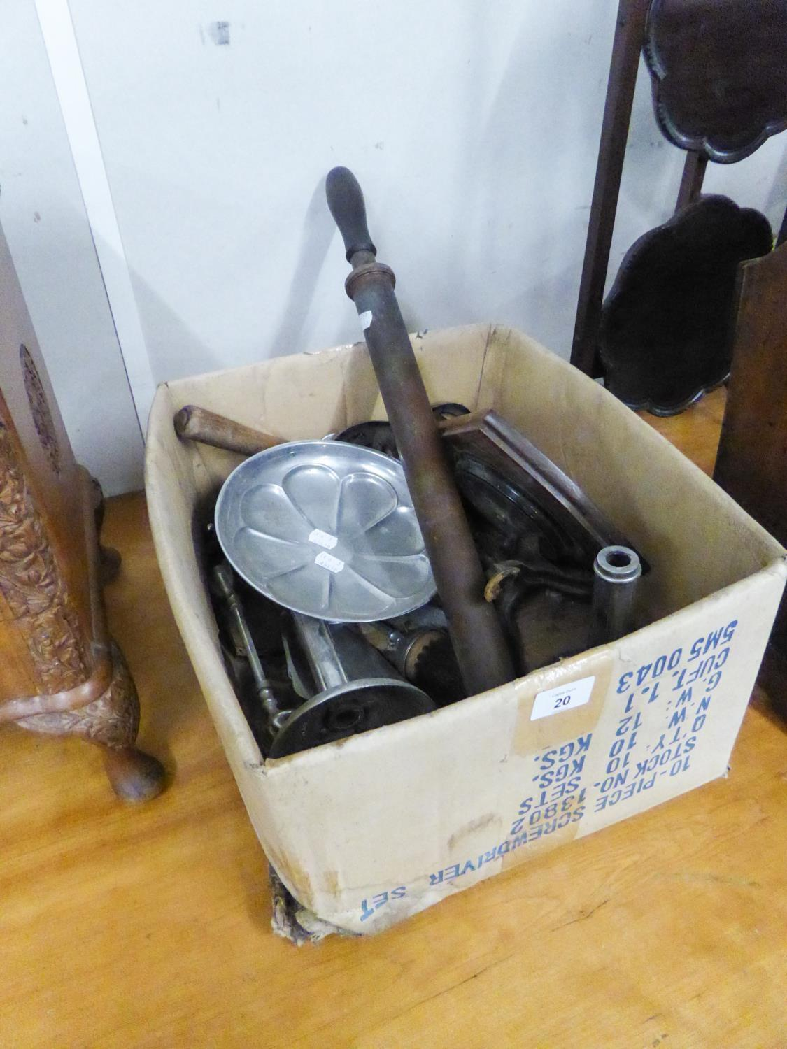 Lot 72 - AN INSECTICIDE SPRAY, HEARTH IMPLEMENTS ETC....