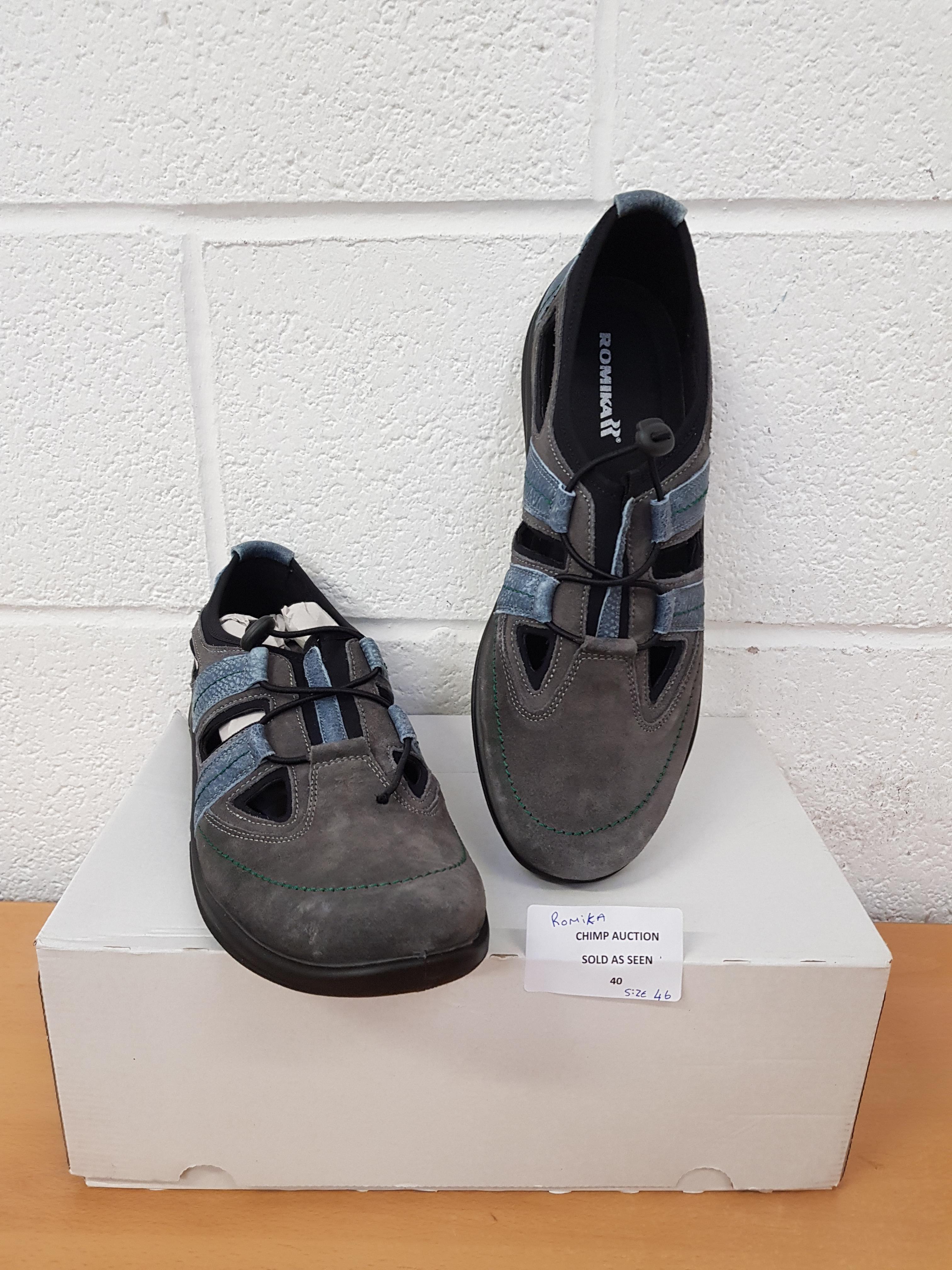 Lot 40 - Romika men's shoes EU 46