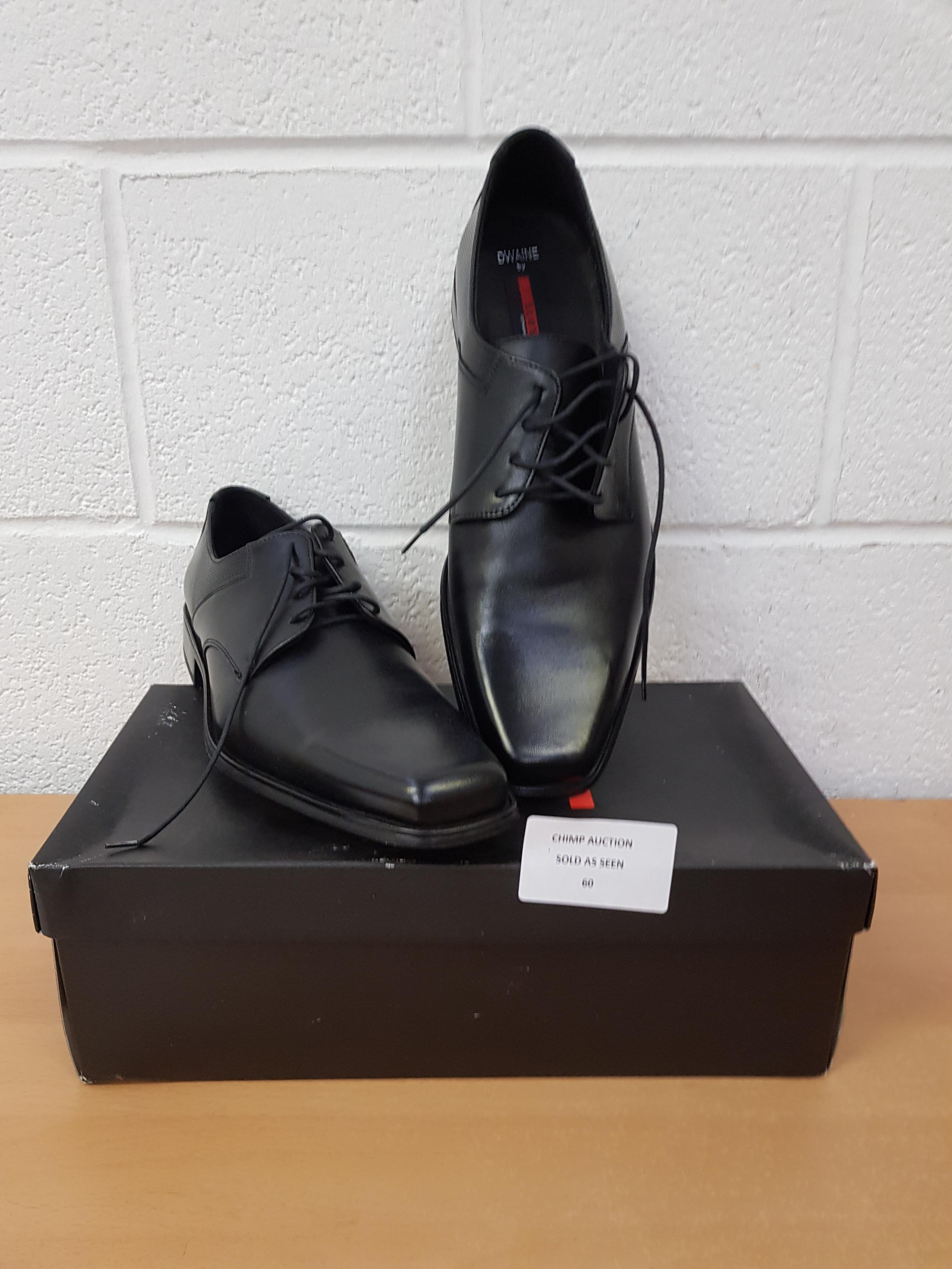 Lot 60 - Lloyd men;s leather shoes UK 12.5