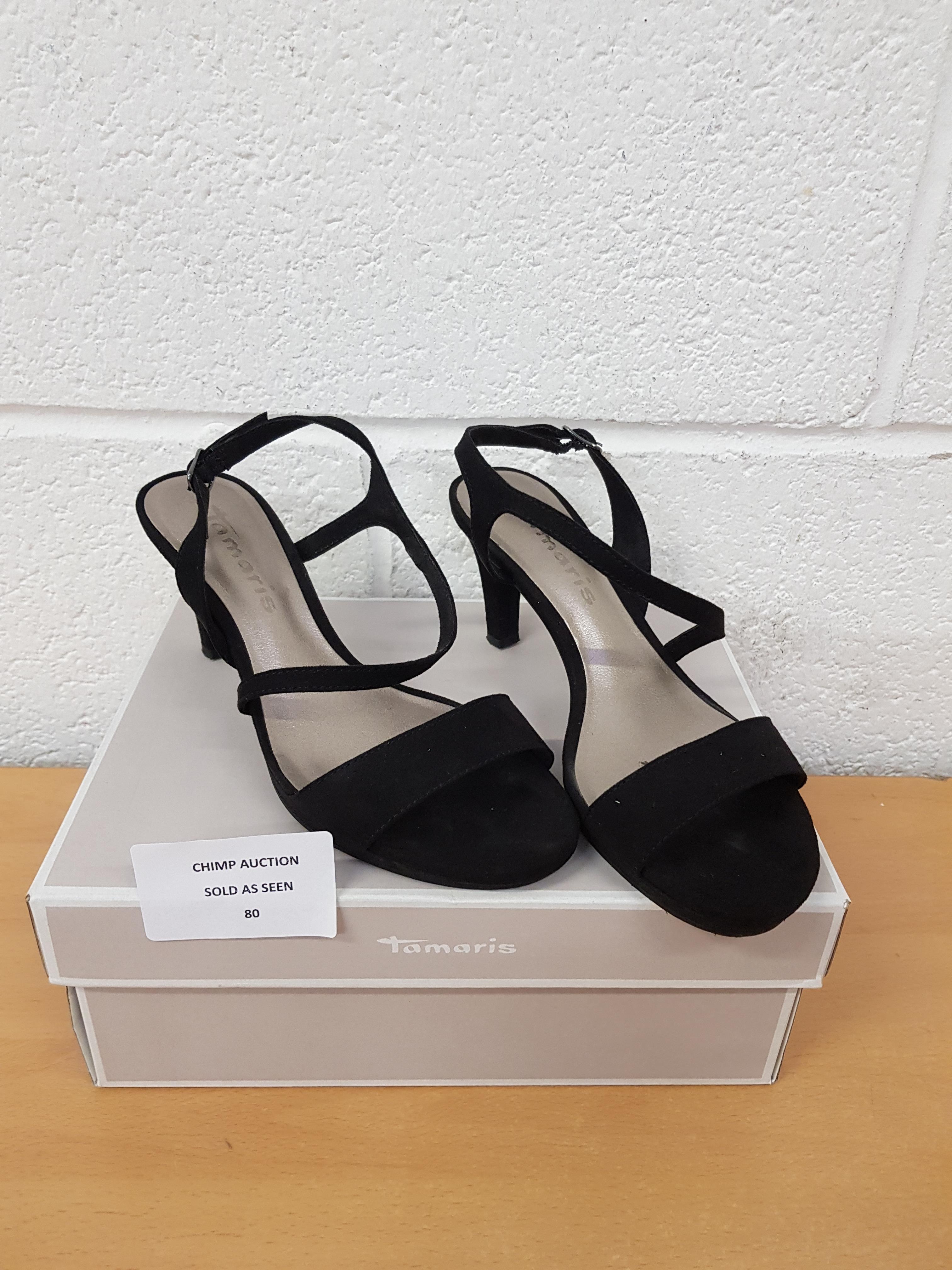 Lot 80 - Tamaris ladies shoes EU 37