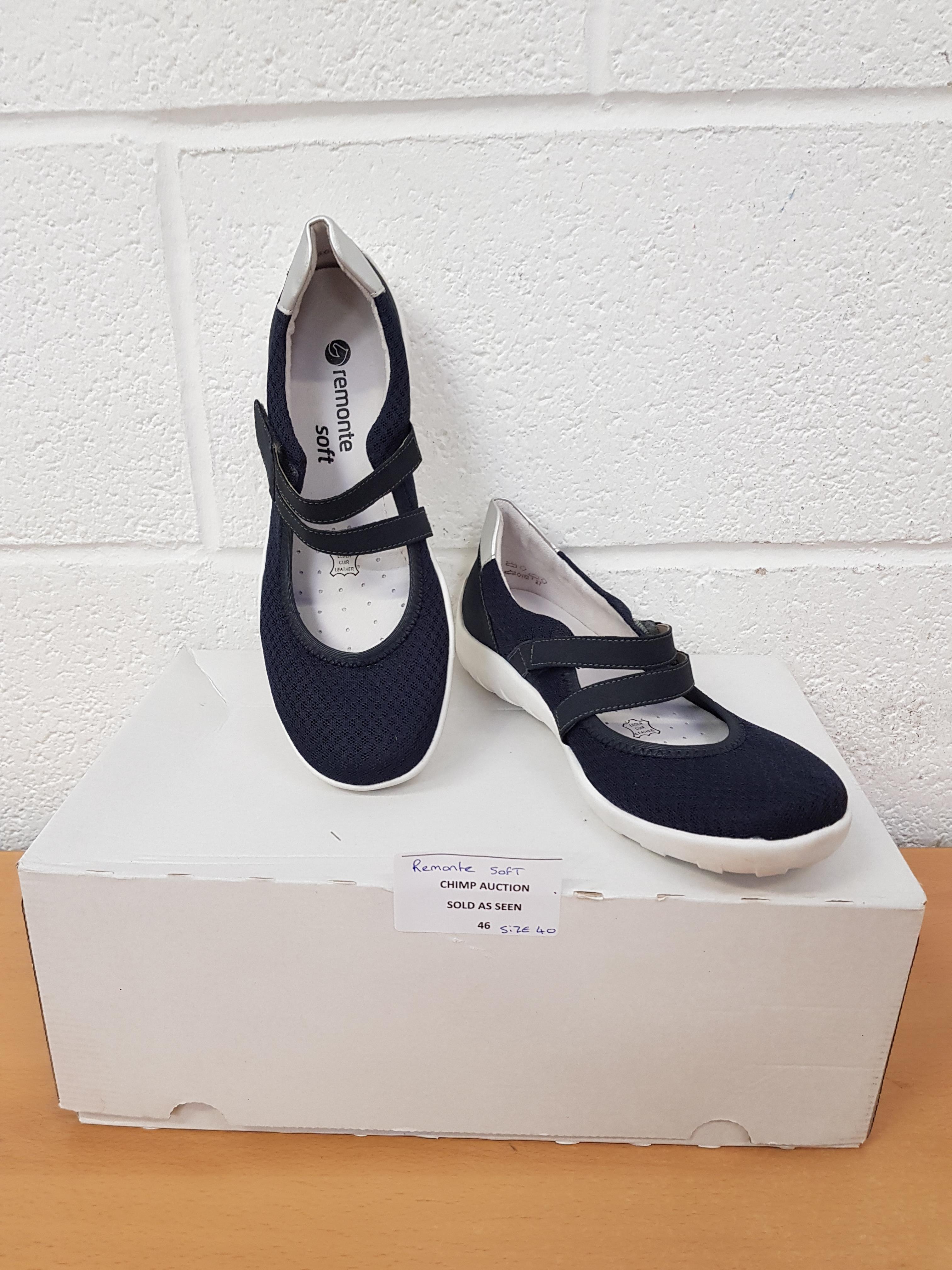 Lot 46 - Remonte Soft ladies shoes EU 40