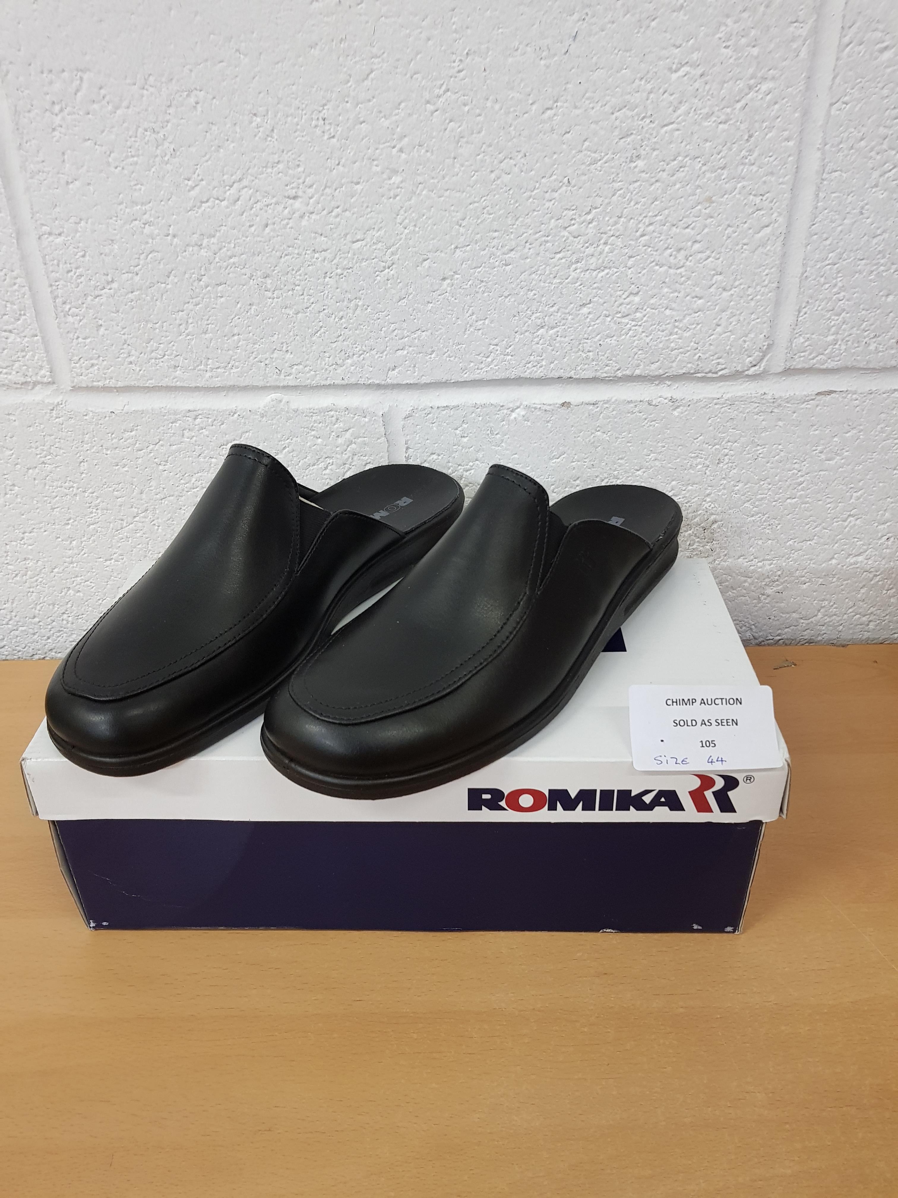 Lot 105 - Romika ladies sandals EU 44