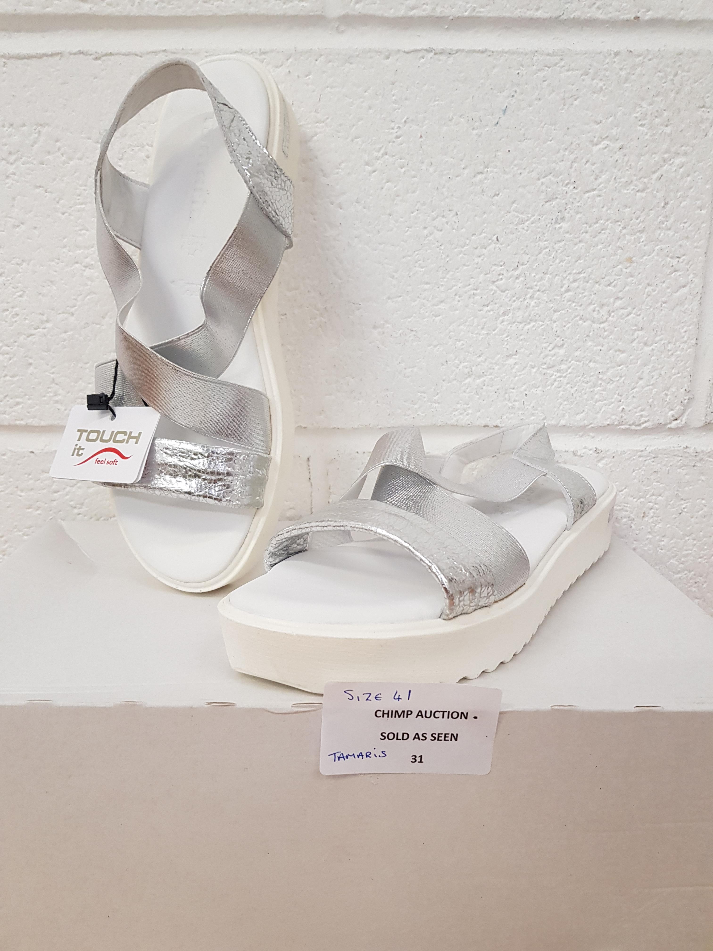 Lot 31 - Tamaris Ladies sandals EU 41