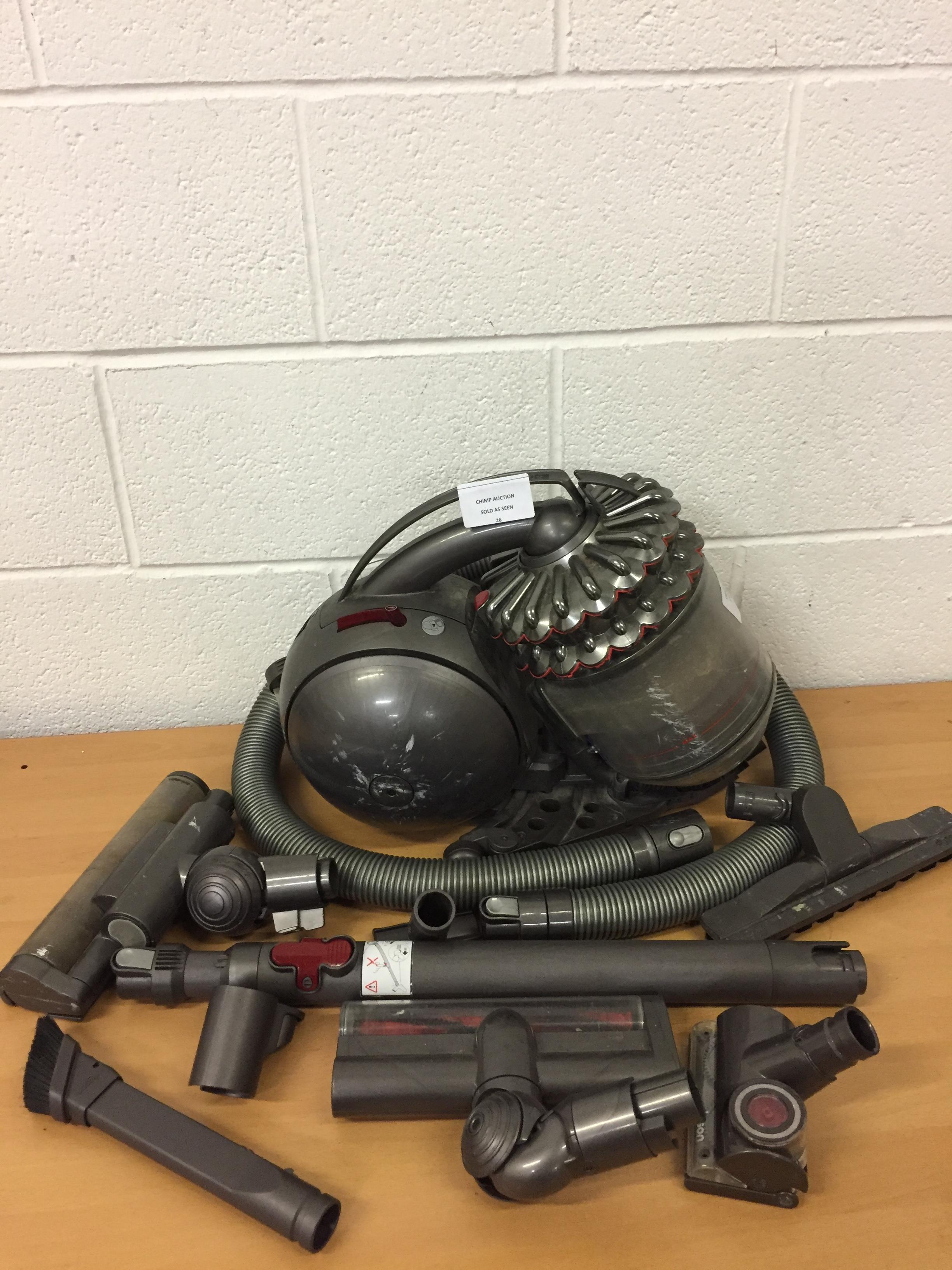 Lot 26 - Dyson Vacuum cleaner