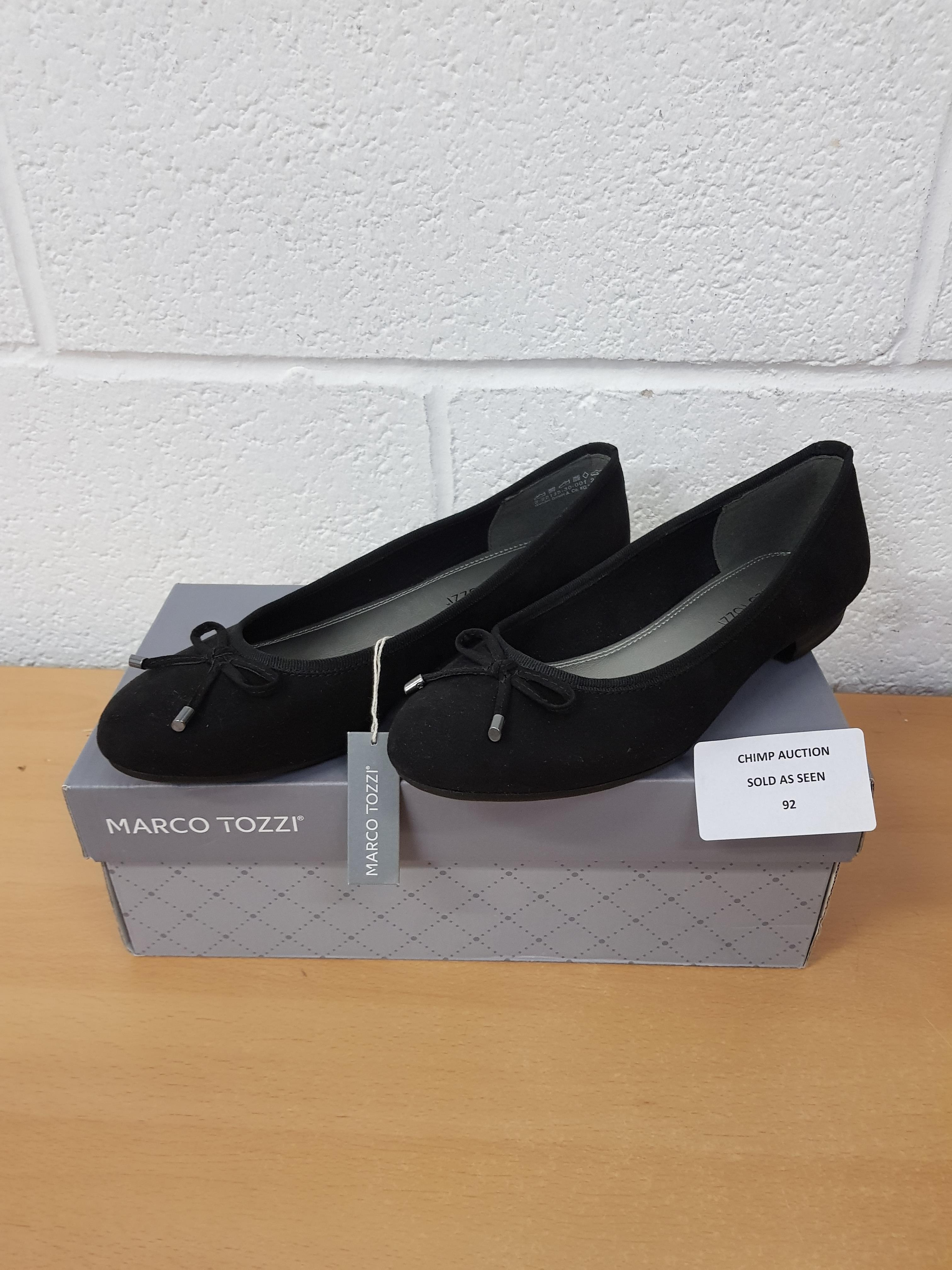 Lot 92 - Marco Tozzi ladies shoes EU 39