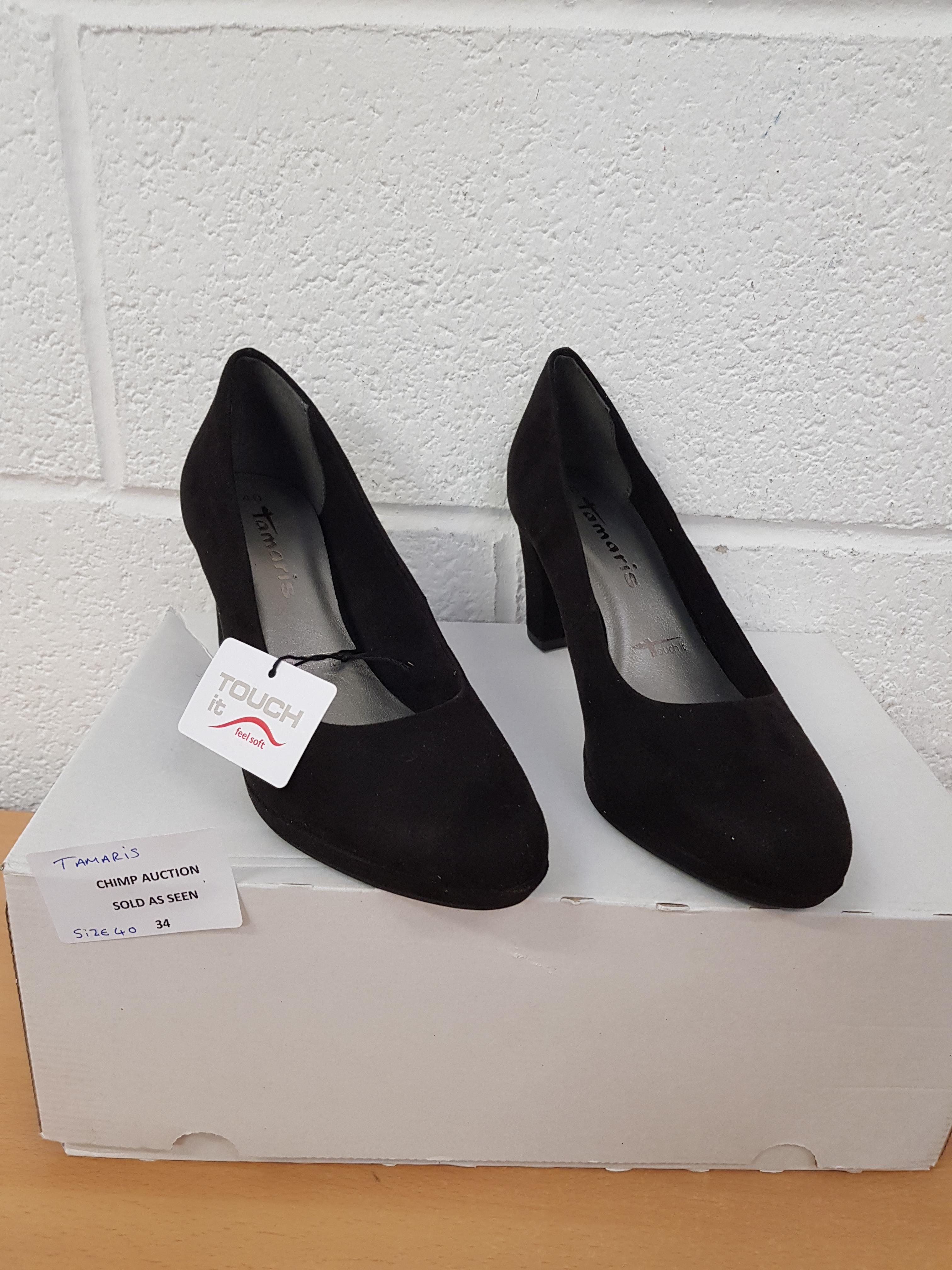 Lot 34 - Tamaris Ladies shoes EU 40