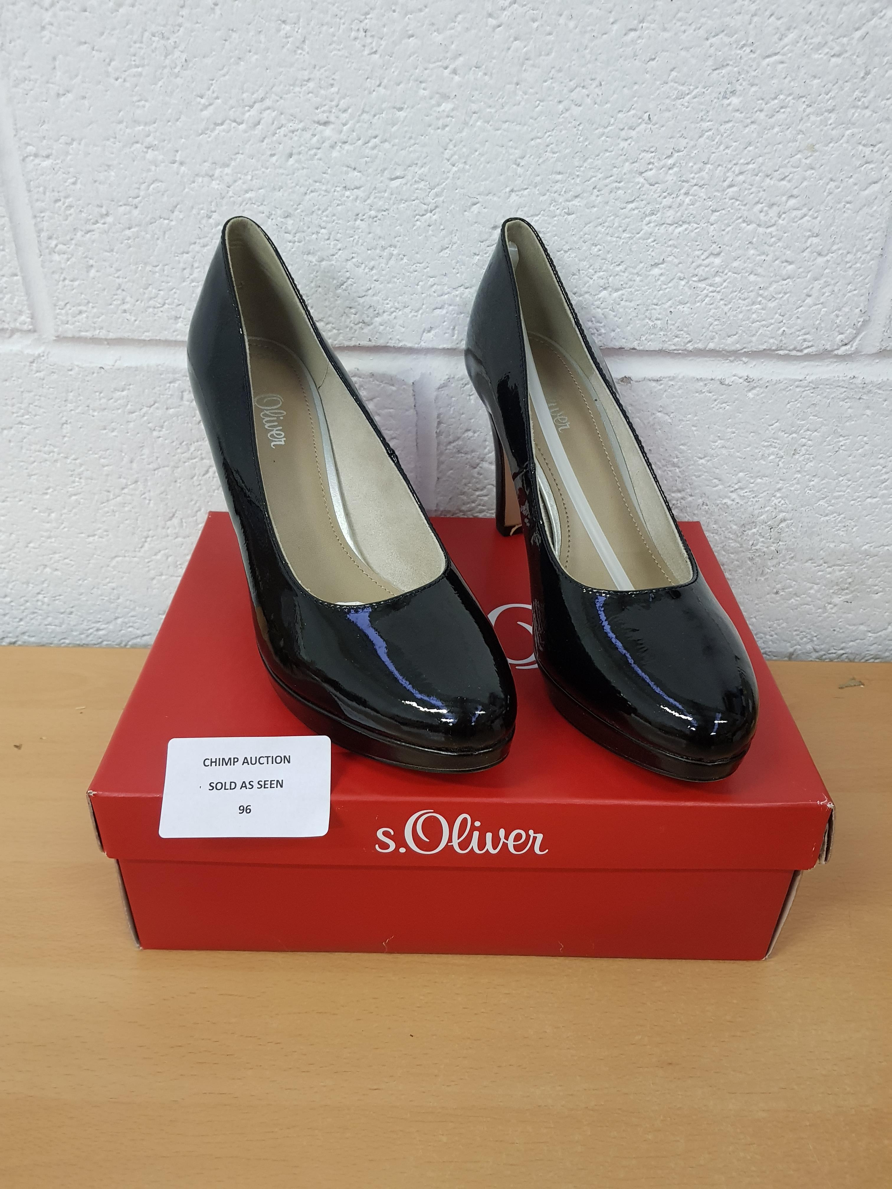 Lot 96 - S.Oliver ladies shoes EU 41