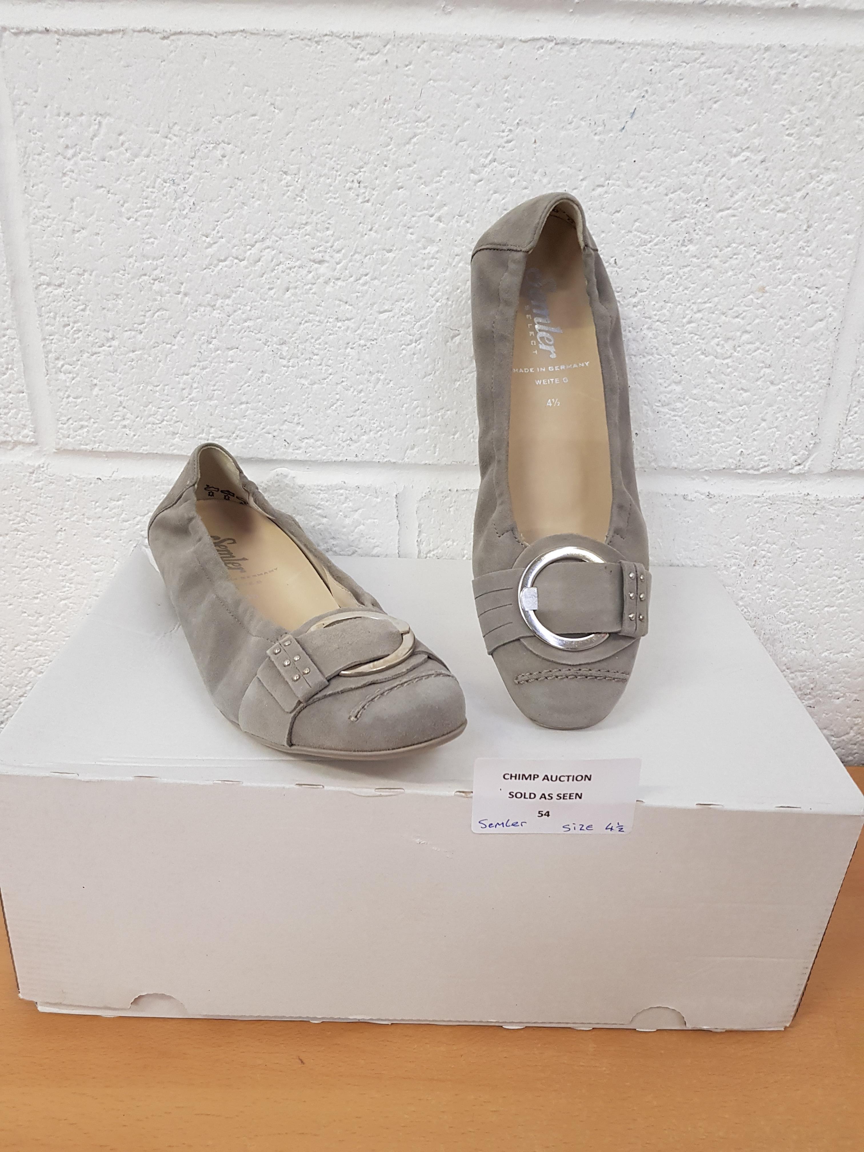 Semler ladies shoes uk 4,5