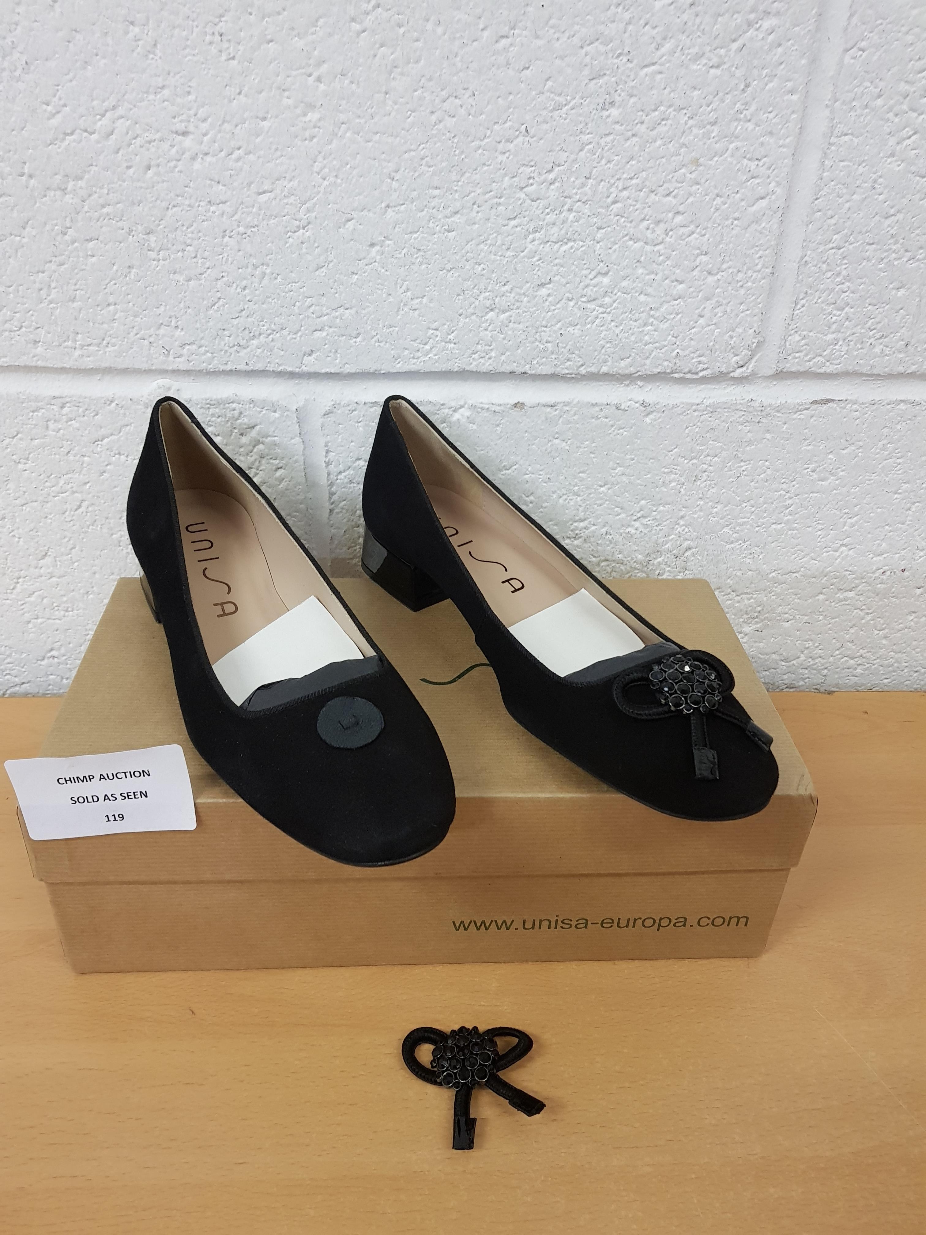 Lot 119 - Unisa ladies shoes EU 39