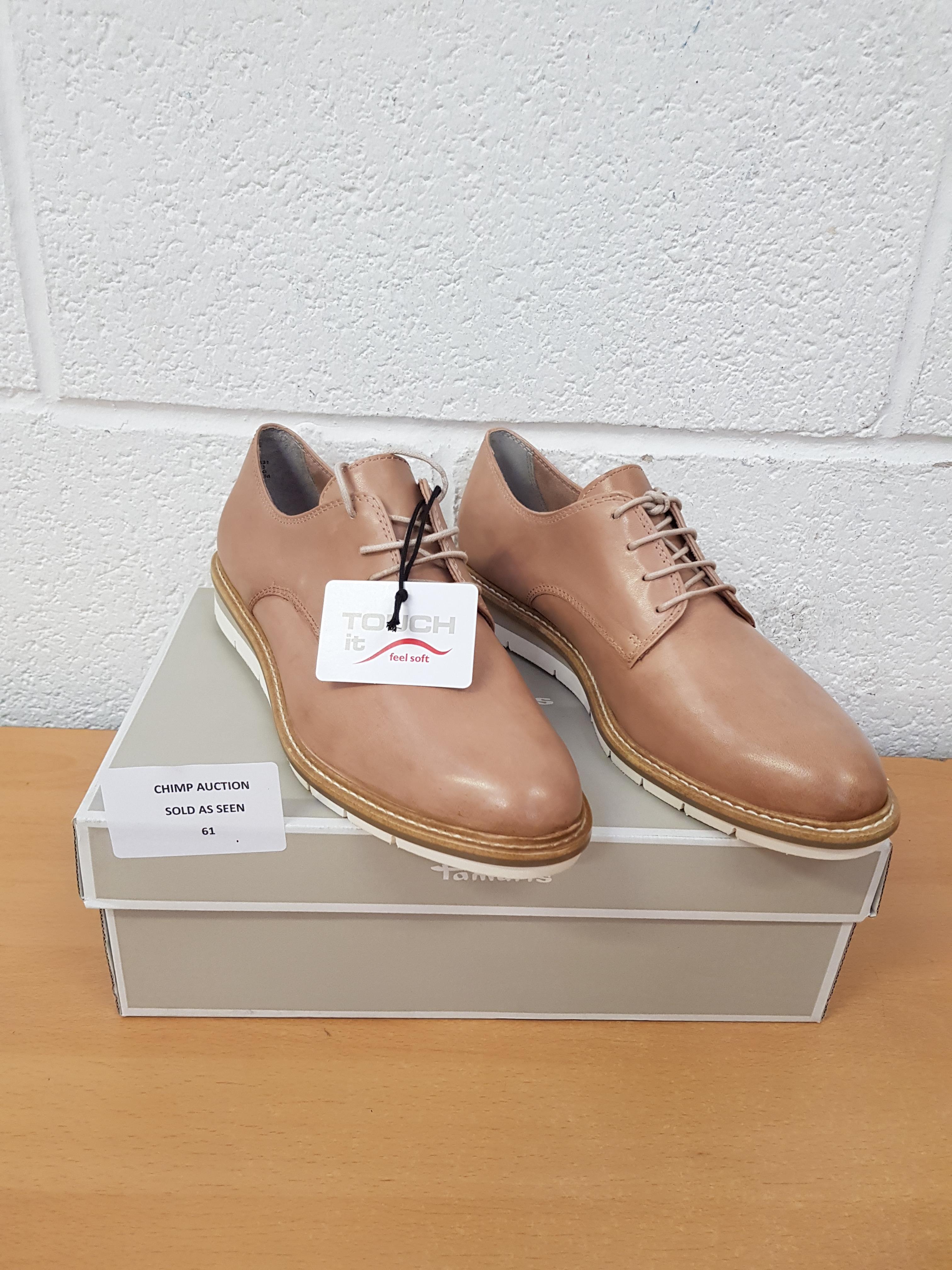 Lot 61 - Tamaris ladies shoes EU 39