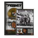 Invaders Must Die' 2009 a presentation gold disc to Keith Flint, to recognise sales in Germany of