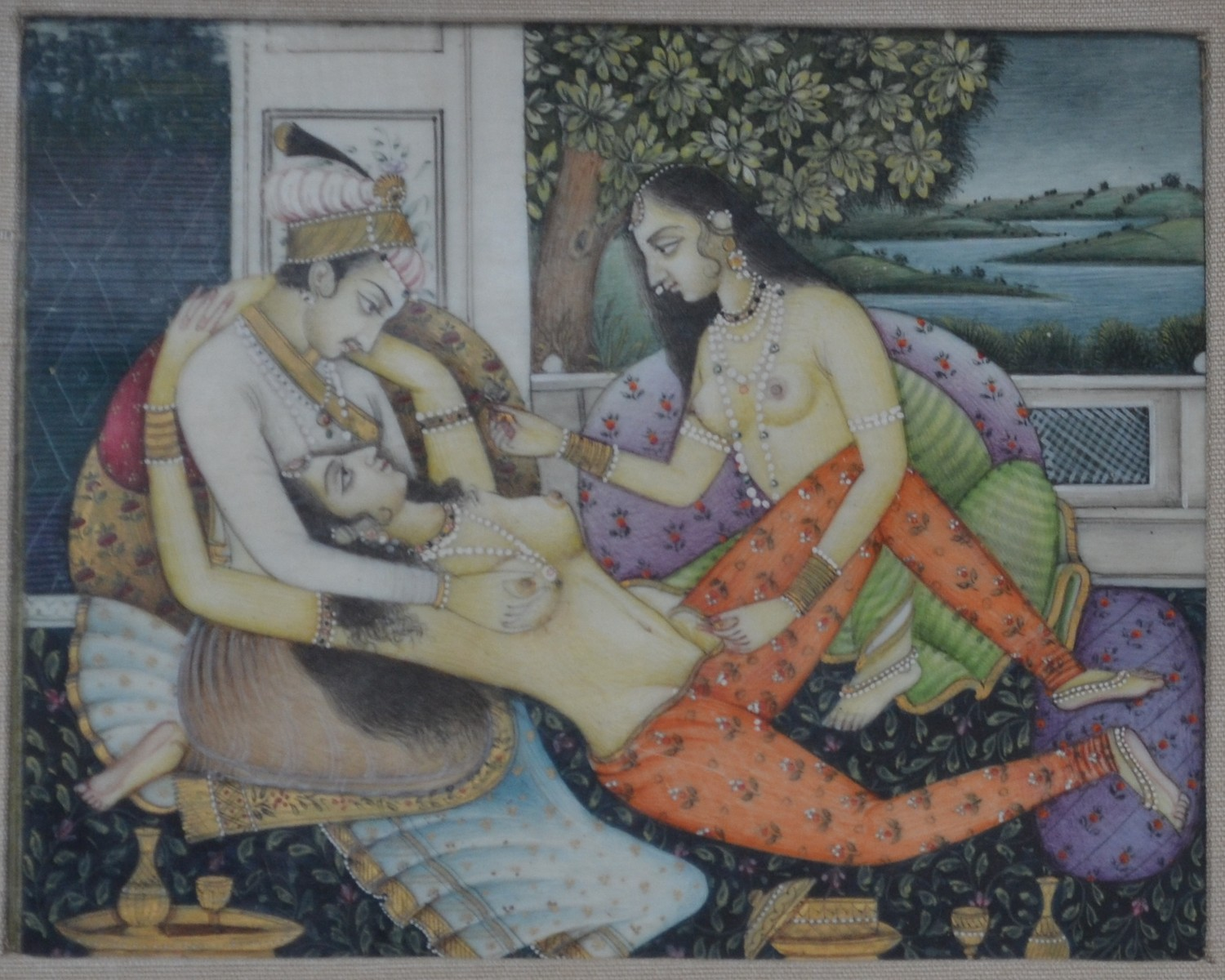 Erotic indian lover