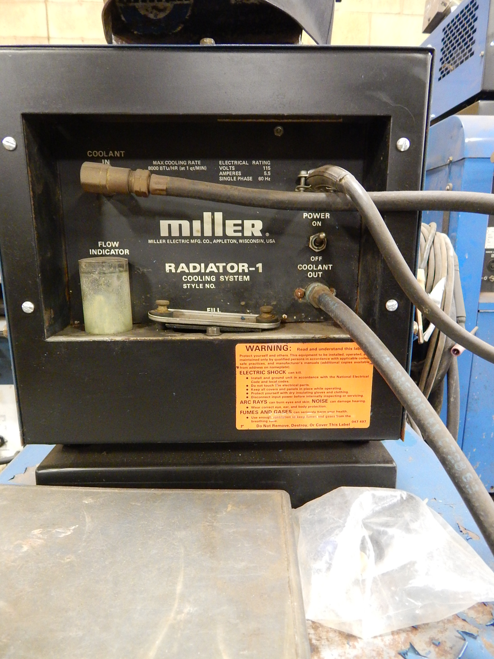 Miller Model Dialarc Hf N Jc622031 With Wiring Diagram