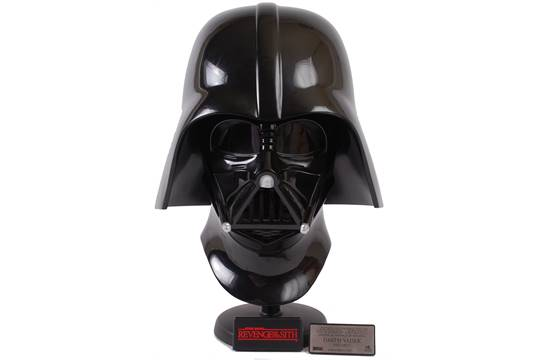 Master Replicas 1 1 Scale Star Wars Helmet Revenge Of The Sith Darth Vader Limited Edition 1170