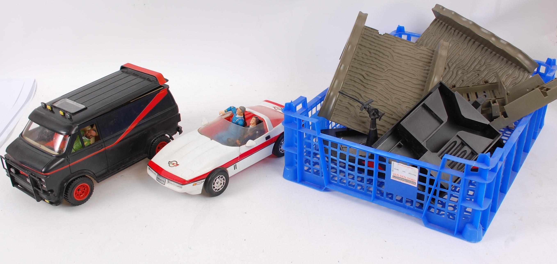 The A Team Van Toy