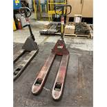 DAYTON 5500 Lb. Industrial Pallet Jack
