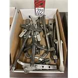 Lot of Gear Pullers