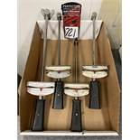 Lot of (4) CRAFTSMAN Torque Wrenches