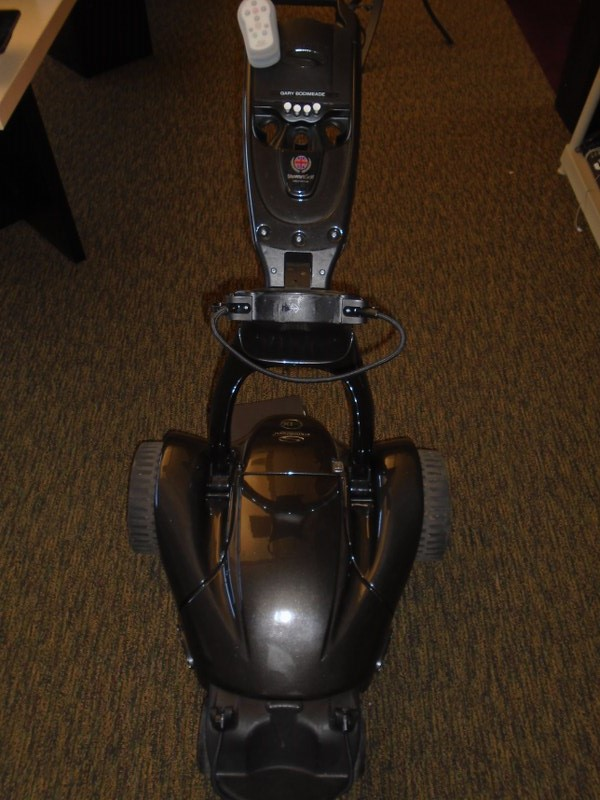 Lot 53 - Stuartgolf X9 Automatic Push Cart