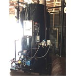 2007 Columbia 50 HP Natural Gas Boiler, Type CT, S/N 258141, National Board Number 148121, Max WP
