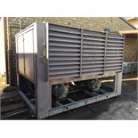 Carrier Chiller, Model 30GT-070—610KA, S/N 1798F39227, 450 – 278 PSI, Equipped (2) Compressors 460/