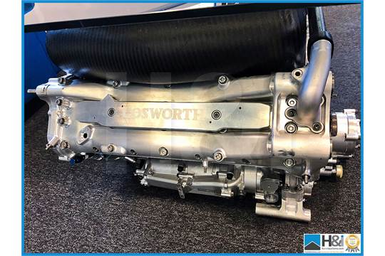 Stunning Cosworth CA Formula One display engine (no pistons or