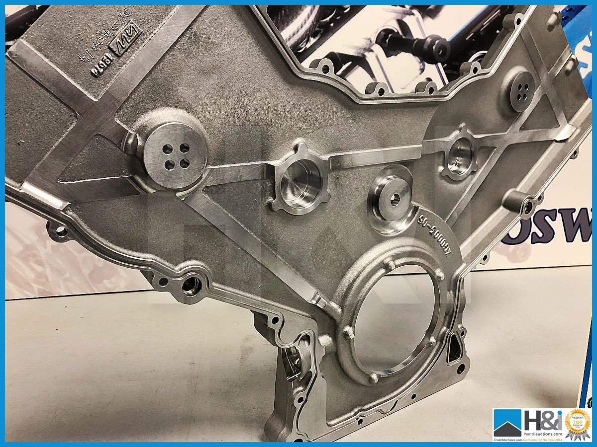 Lot 11 - 1 x Cosworth XG Indycar cover rear. Code: XG0003. Lot 252