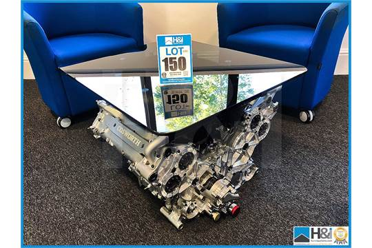 Stunning Cosworth CA Formula One display engine (no pistons