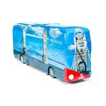 Artist: Michelle Heron  Design: Tower Bridge Bus    About the artist   Michelle was born and
