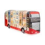 Design: Magic Bus - Magic Carpet Artist: Giles Boardman  About the artist I like to make mosaics